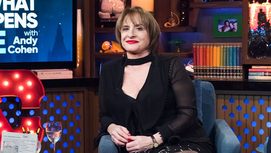 Watch What Happens Live with Andy Cohen Still Patti LuPone - Publicity - H 2017