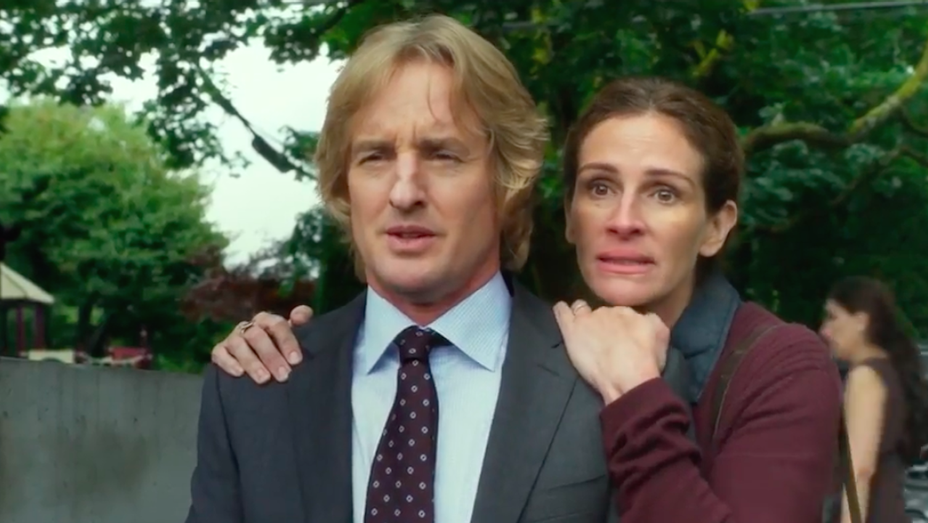 Owen Wilson - Julia Roberts - Wonder Trailer Still - H 2017