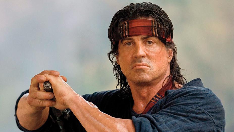 Rambo Still 2008 Sylvester Stallone - Photofest - H 2017