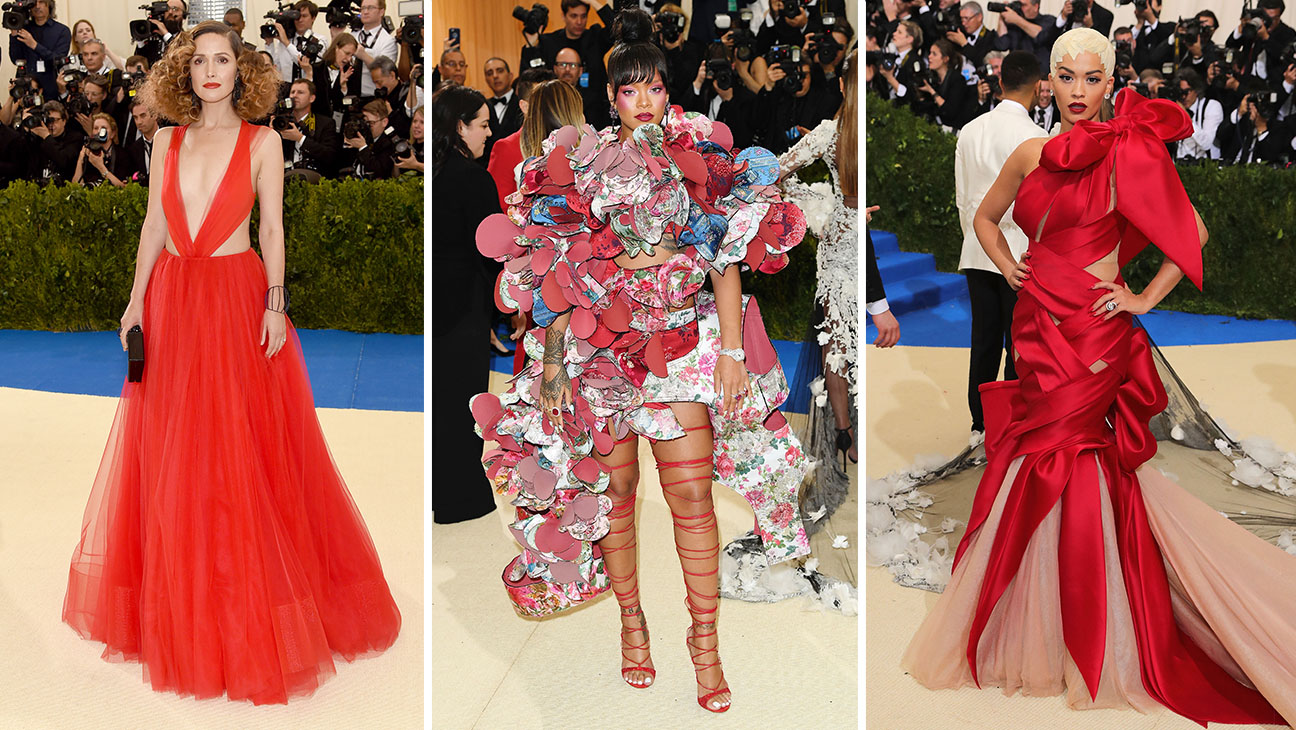 Met Gala Fashion Review The Avant Garde Good And Bad Hollywood Reporter