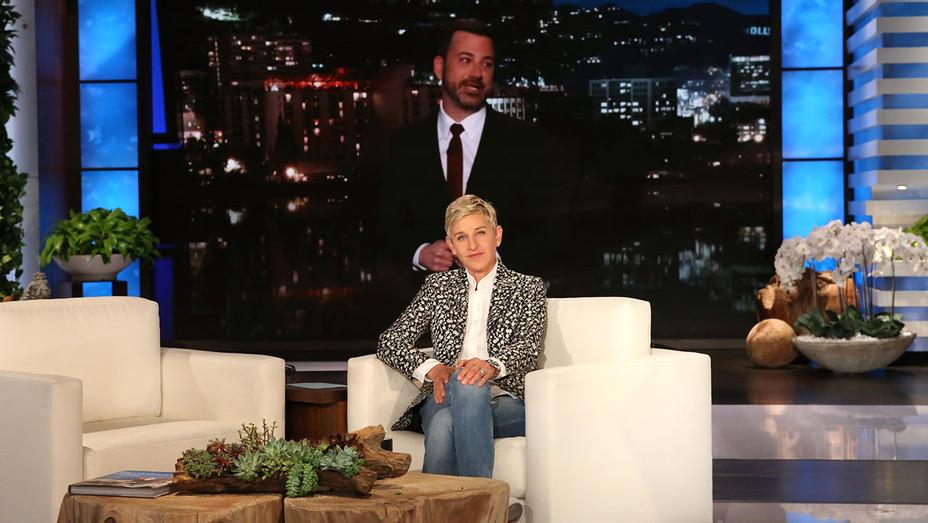 The Ellen Show - Jimmy Kimmel - Publicity-H 2017