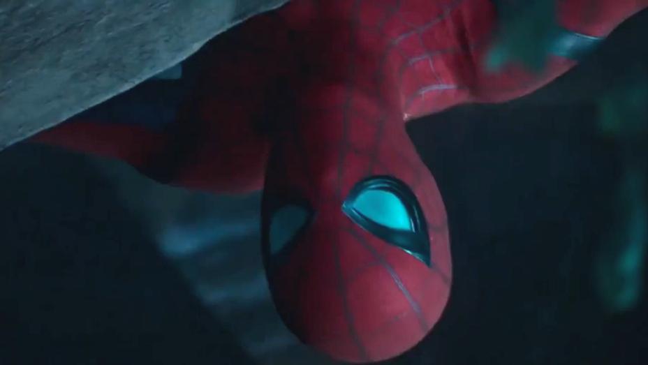 Spider-Man Homecoming International Trailer 2 Still - H 2017