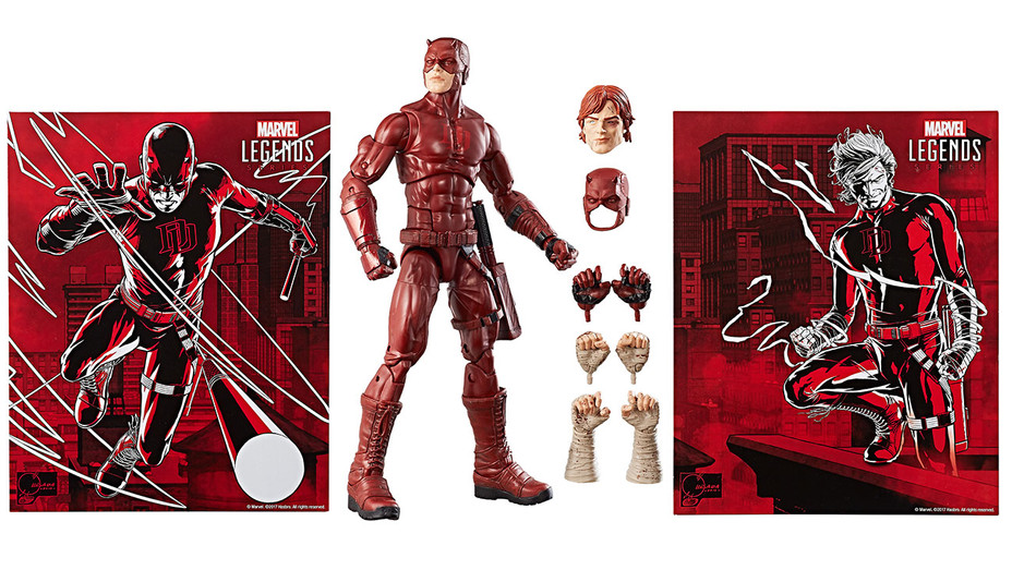 Marvel Daredevil Action Figure - Publicity - H 2017