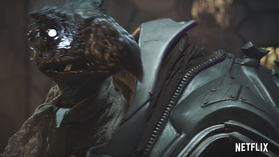 The Dark Crystal Age of Resistance - Screen shot- Netflix-H 2017