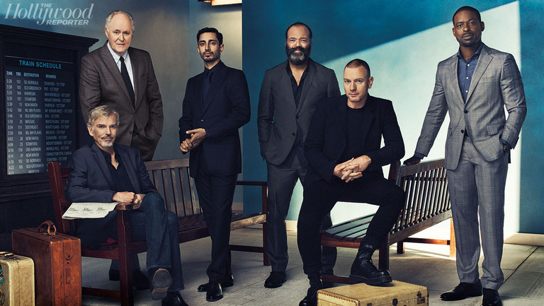 """Drama Actor Roundtable: Riz Ahmed, Ewan McGregor on Why Loser Roles Are """"More Fun Than Someone Like Trump"""""""