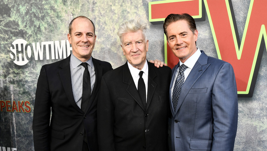 David Lynch, Kyle MacLachlan at 'Twin Peaks' Premiere - H 2017 Promo