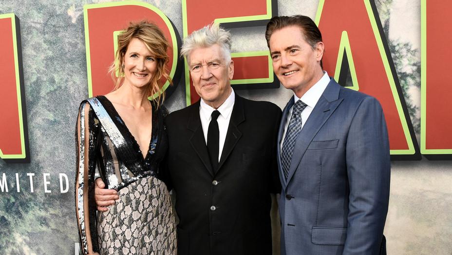 Laura Dern, Kyle MacLachlan, David Lynch 'Twin Peaks' Premiere - H Promo 2017