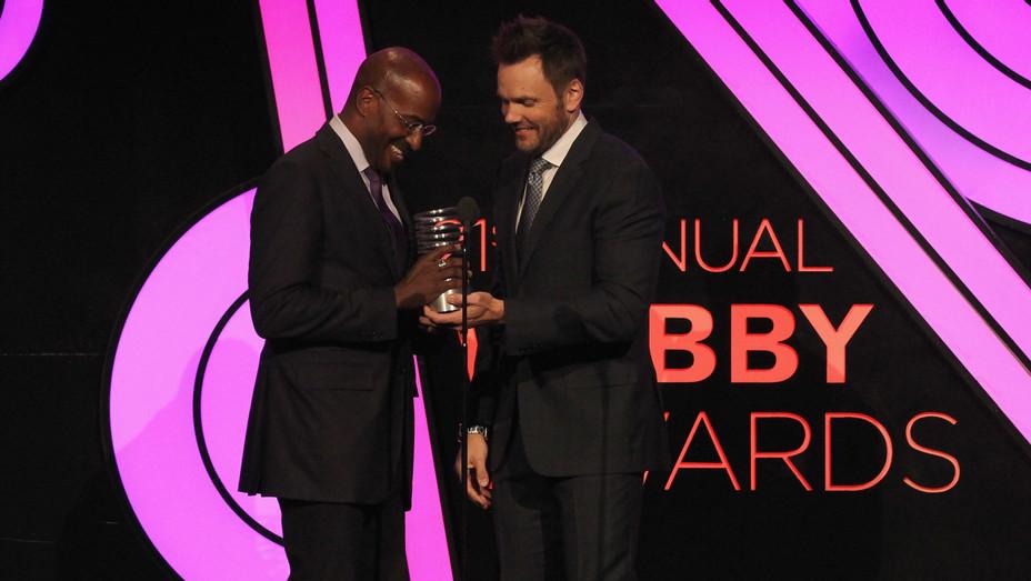 Van Jones at the Webby Awards - H Getty 2017