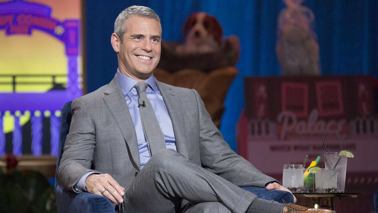 Awards Chatter Podcast Andy Cohen Watch What Happens Live Hollywood Reporter