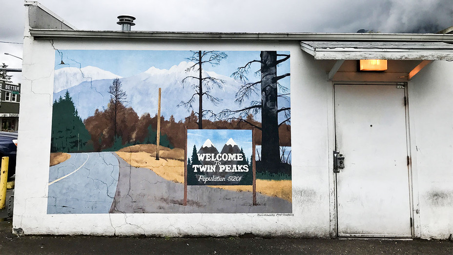 Welcome to Twin Peaks - Photofest - H 2017