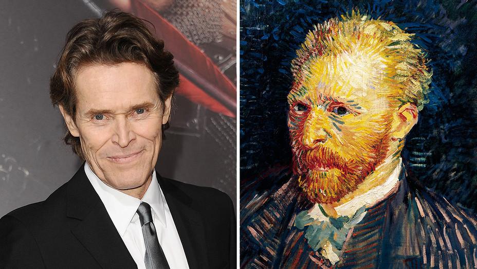 Willem Dafoe Vincent Van Gogh Split - H 2017