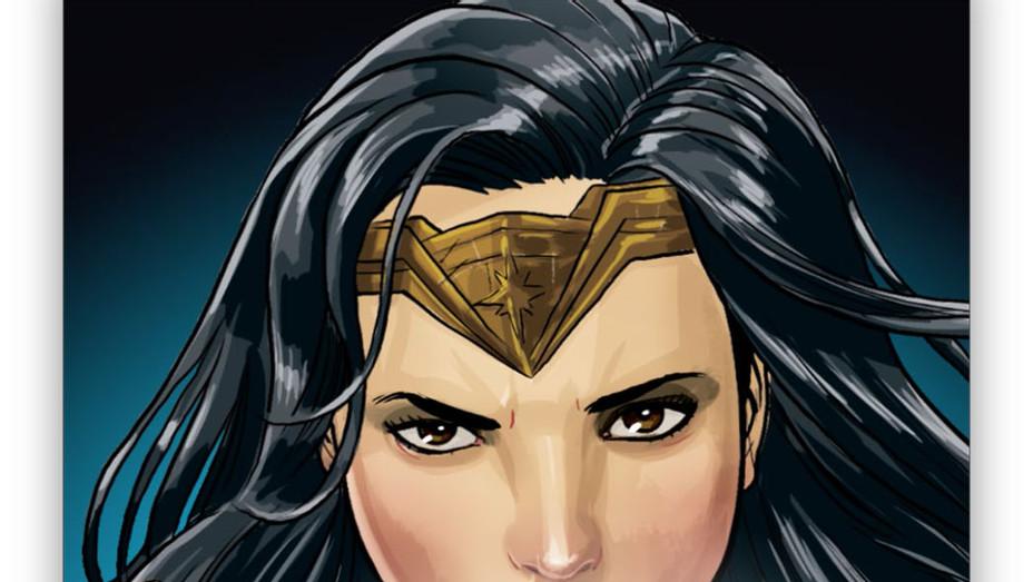 Mashable Wonder Woman Frame -Publicity- P 2017