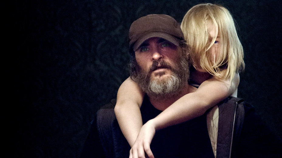 You Were Never Really Here - Cannes Publicity - H 2017