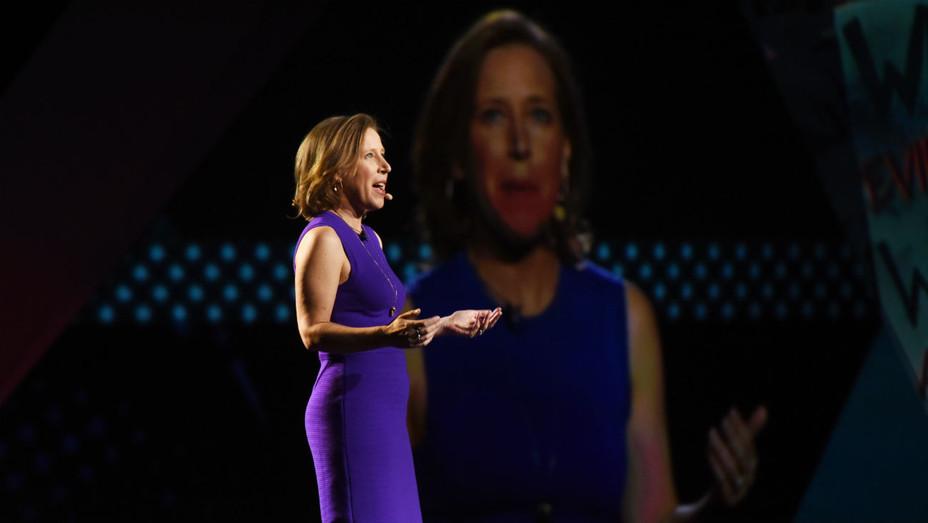 YouTube CEO Susan Wojcicki - Getty H 2017