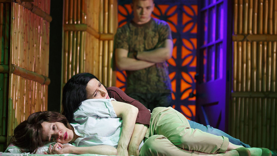 MARVIN'S ROOM - Lili Taylor, Janeane Garofalo and Jack DiFalco -Publicity-H 2017