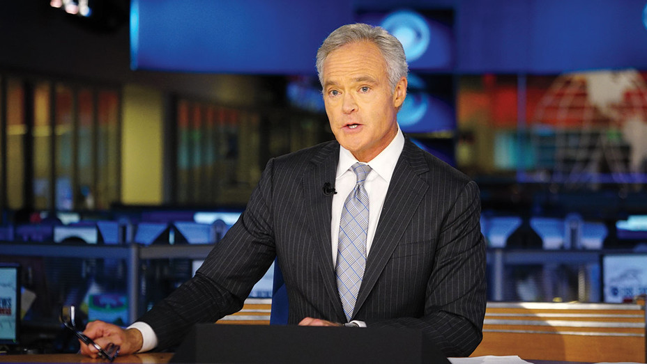 Scott Pelley - CBS Evening News Anchor and Managing Editor-Publicity-H 2017
