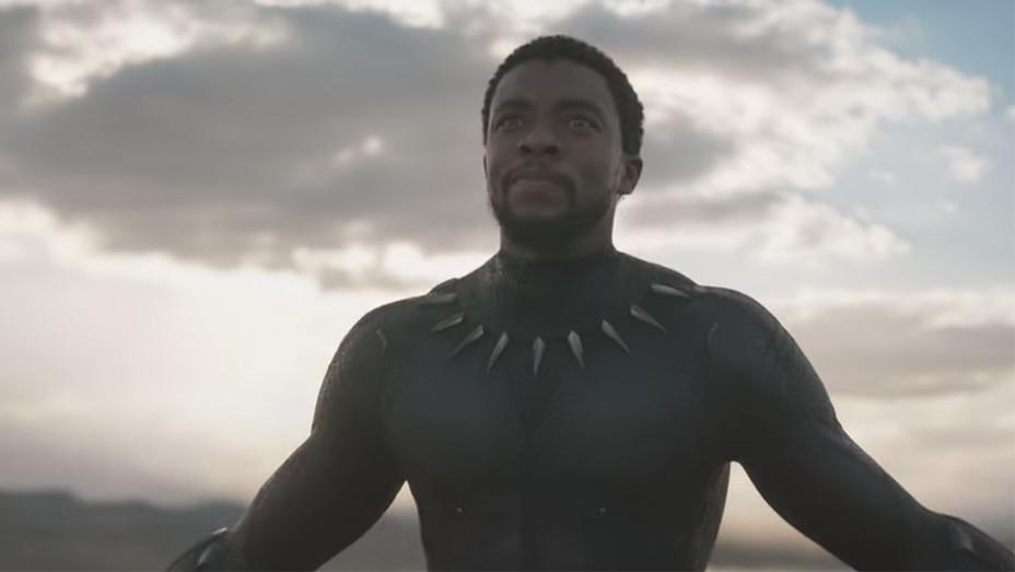 Black Panther Trailer Screengrab - H 2017