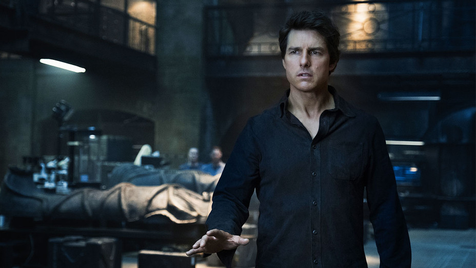 The Mummy Still 1 Tom Cruise - Publicity - H 2017