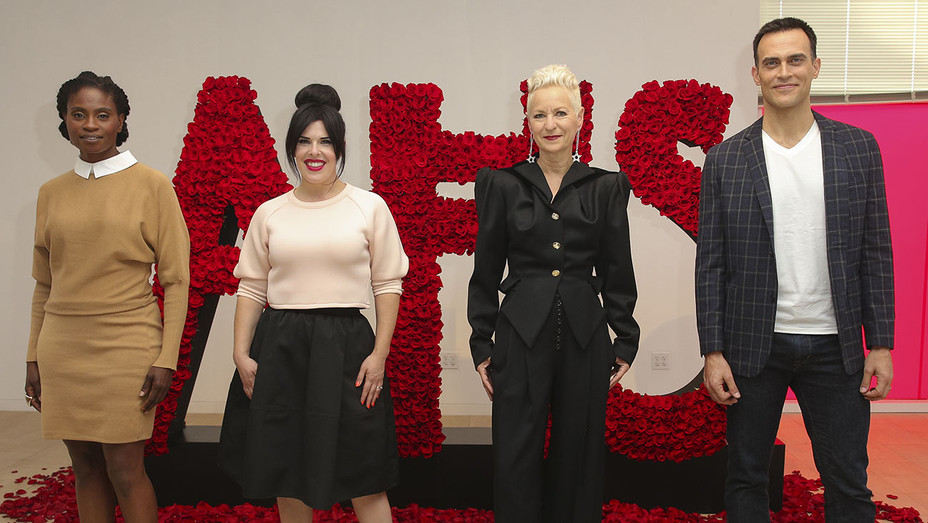 AHS The Style of Scare Costume Exhibit The Paley Center for Media -Publicity-H 2017