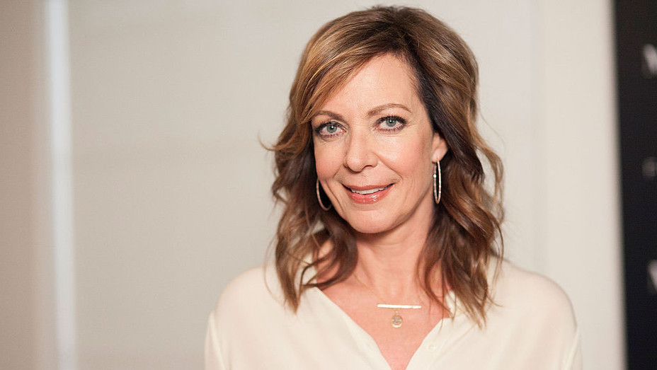 Allison Janney - H Getty 2017
