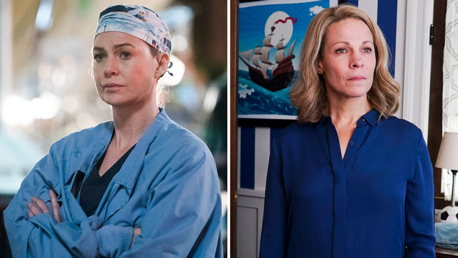 Grey's Anatomy and American Crime Stills - Split - Publicity - H 2017