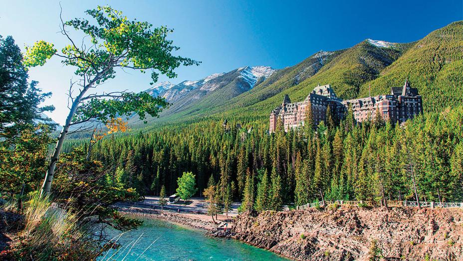 Banff Springs Hotel - Publicity - H 2017