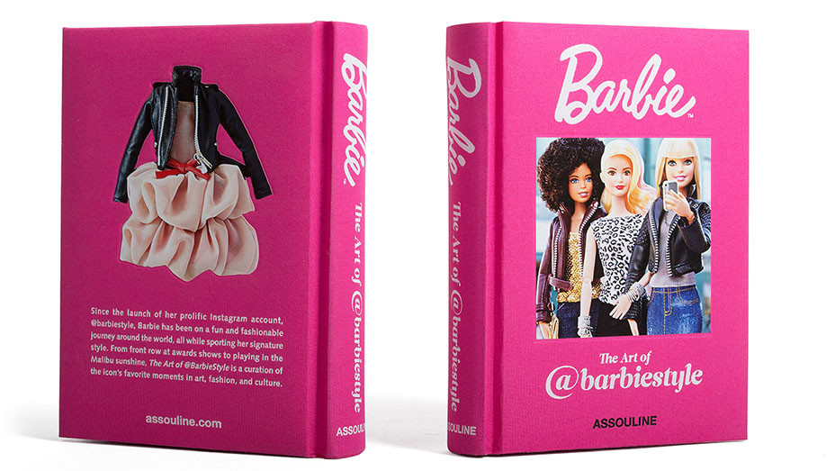 Barbie: The Art of Barbie Style Book Cover - Publicity - Embed 2017