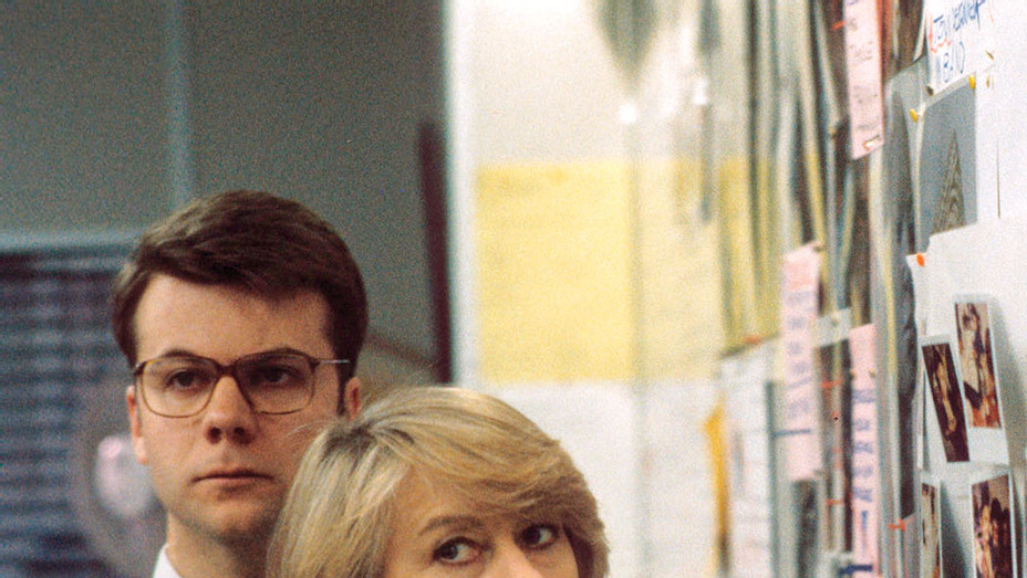 Prime Suspect Series 2- TV Programme -Ian Fitzgibbon -Helen Mirren  1992 - ONE TIME USE ONLY -P 2017