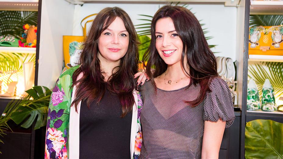 Kara and Brit Elkin at Aldo's Exotic Summer Soiree - Publicity - H 2017