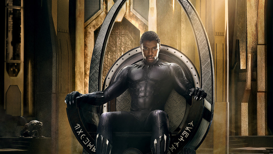 Black Panther Poster Crop - H 2017