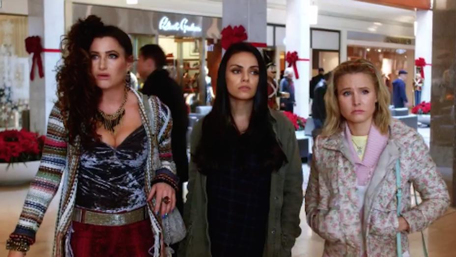 Kathryn Haan - Mila Kunis - Kristen Bell - A Bad Moms Christmas Teaser Still - H 2017