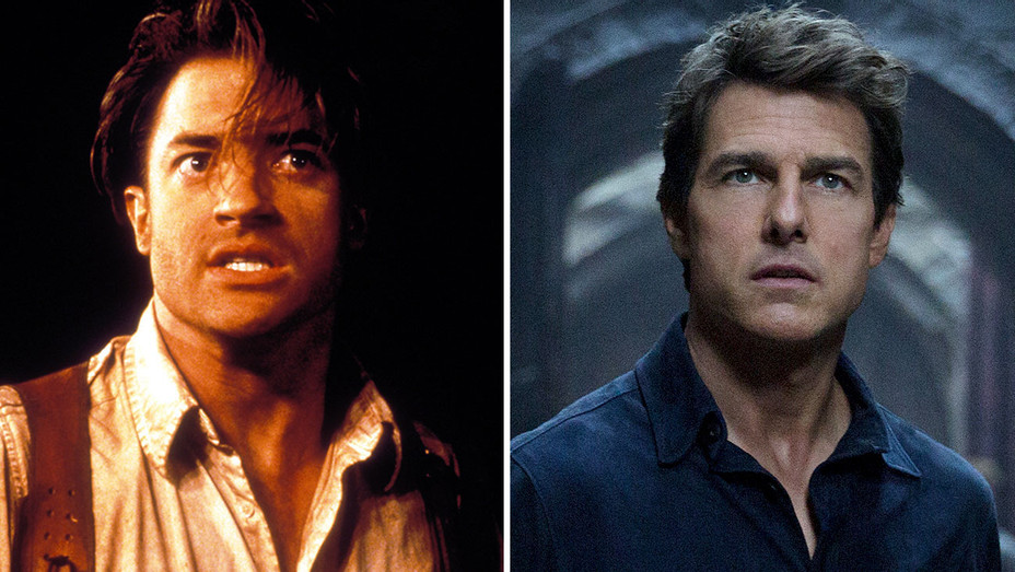 The Mummy Why Tom Cruise Couldn T Top Brendan Fraser Hollywood Reporter