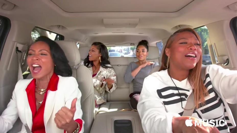 Carpool Karaoke Girls Trip H 2017