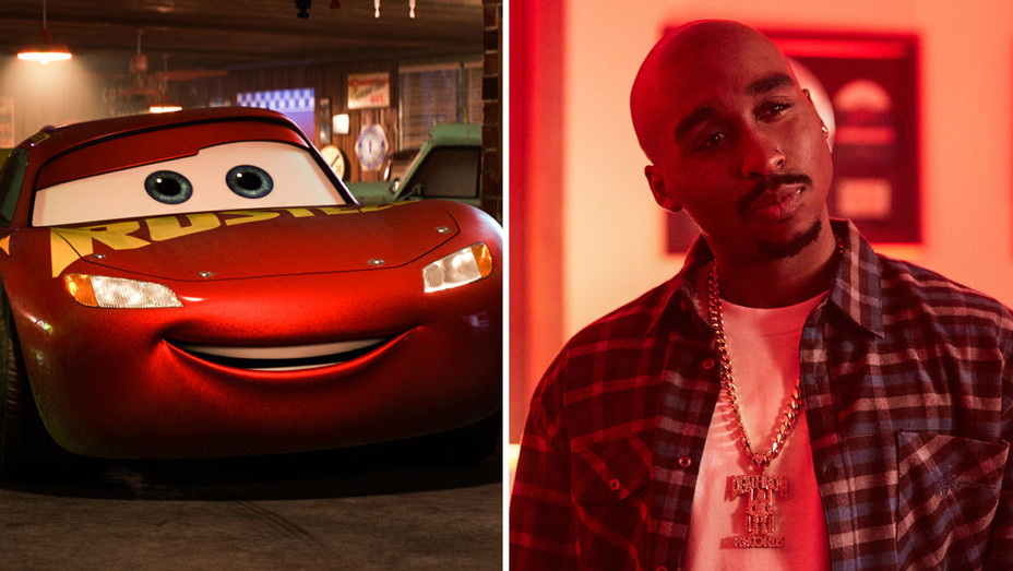 Cars 3 and All Eyez on Me - Split - Publicity - H 2017