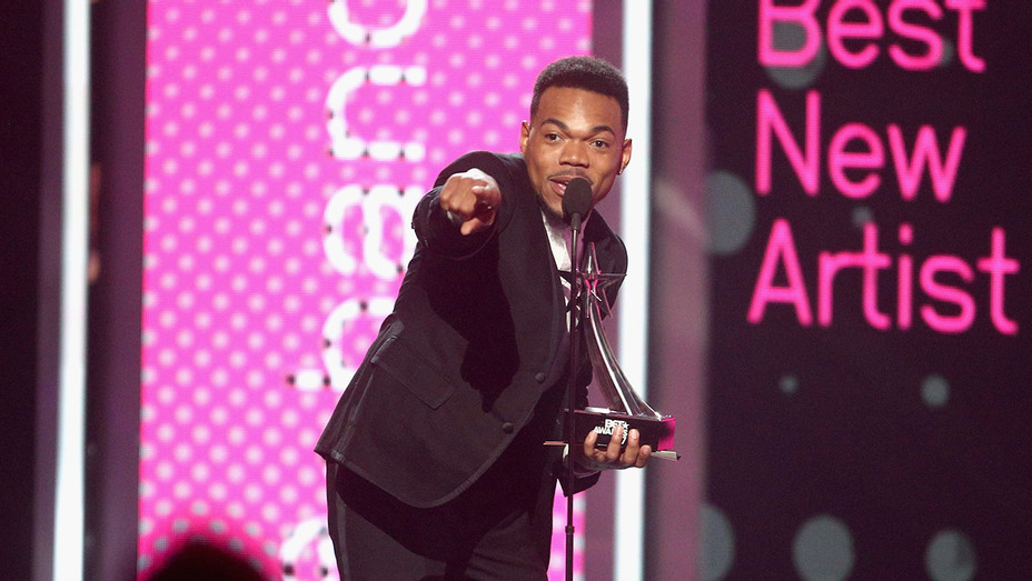 Chance the Rapper BET Awards - H Getty 2017