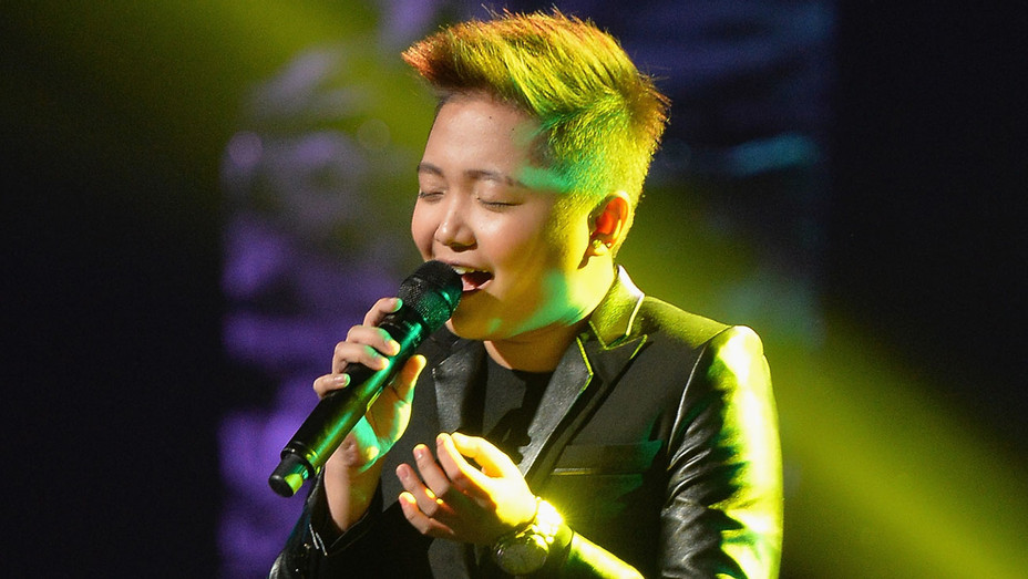 Charice Pempengco - Getty - H 2017
