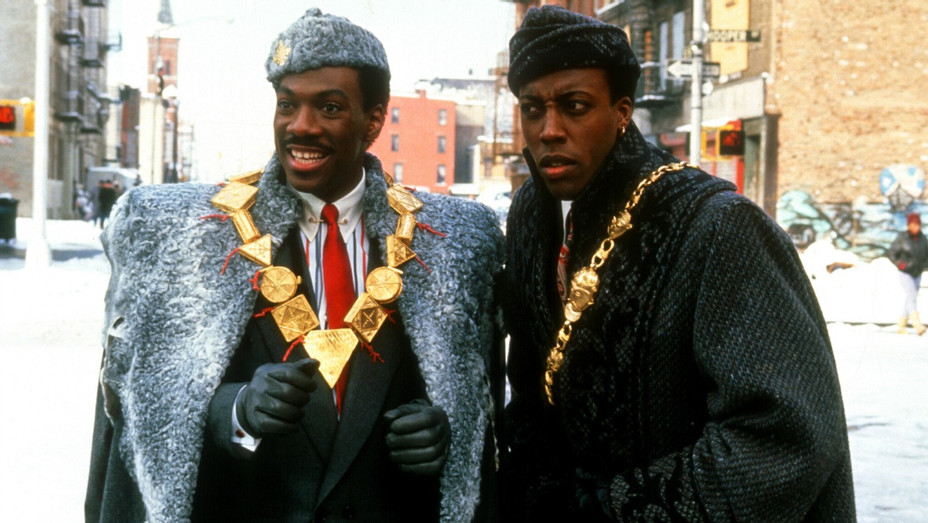 Coming to America - H - 1988