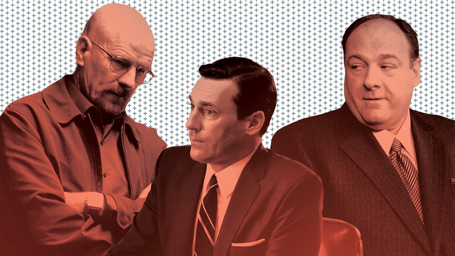 TV's Age of the Antihero - Photo-Illustration - Publicity - H 2017