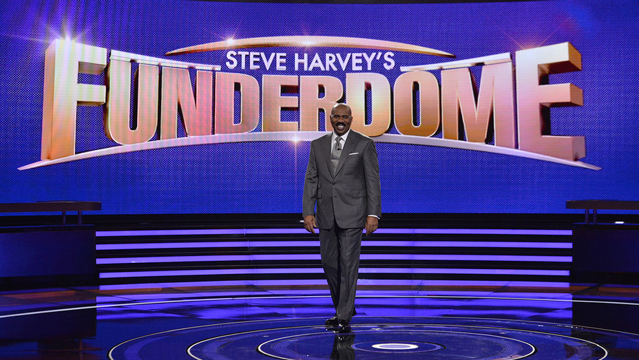 Steve Harvey's Funderdome - H Publicity 2017
