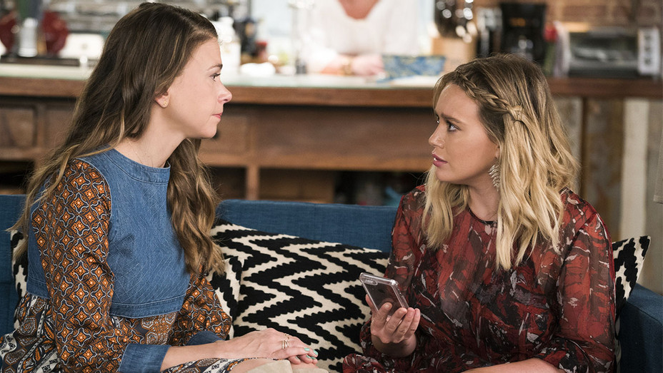 Younger Still Sutton Foster and Hilary Duff - Publicity - H 2017