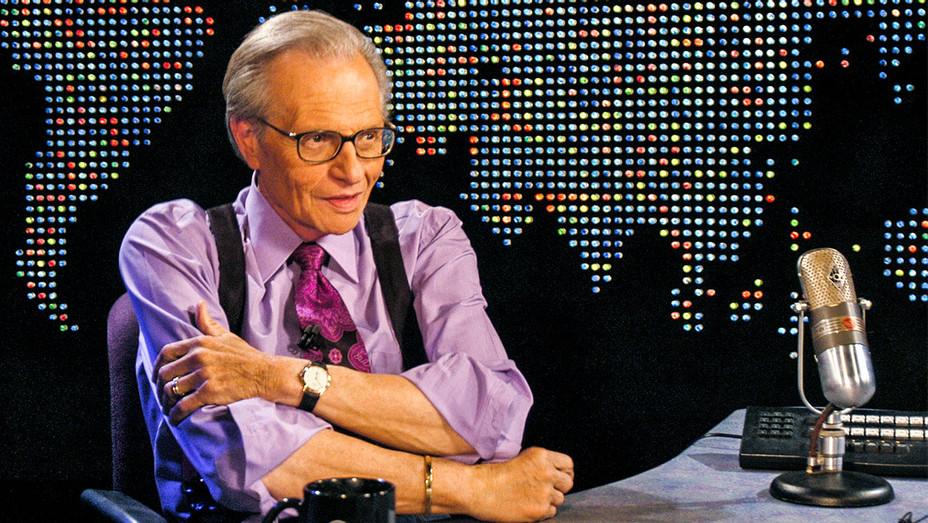 Larry King, CNN's Question-and-Answer Man for a Quarter-Century, Dies at 87  | Hollywood Reporter