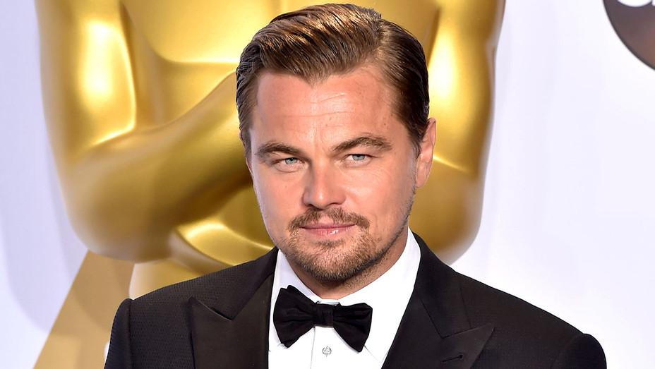 THR 100 List 2017 - Leonardo DiCaprio - Getty-H 2017