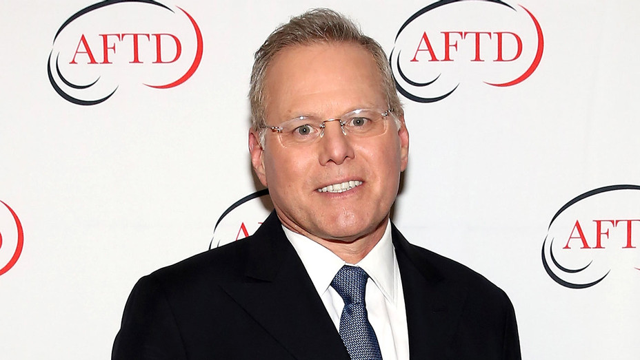 THR 100 List 2017 - David Zaslav -Getty-H 2017