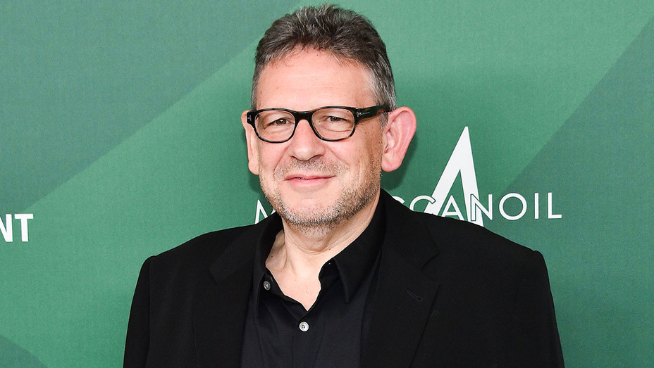 Sir Lucien Grainge - 2016 Power of Women Luncheon - Getty - H 2017