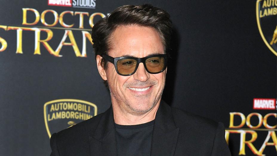 THR 100 List 2017 - Robert Downey Jr. - Getty - H 2017