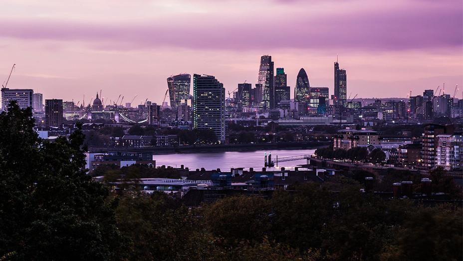 London Skyline 2016 - Getty - H 2017