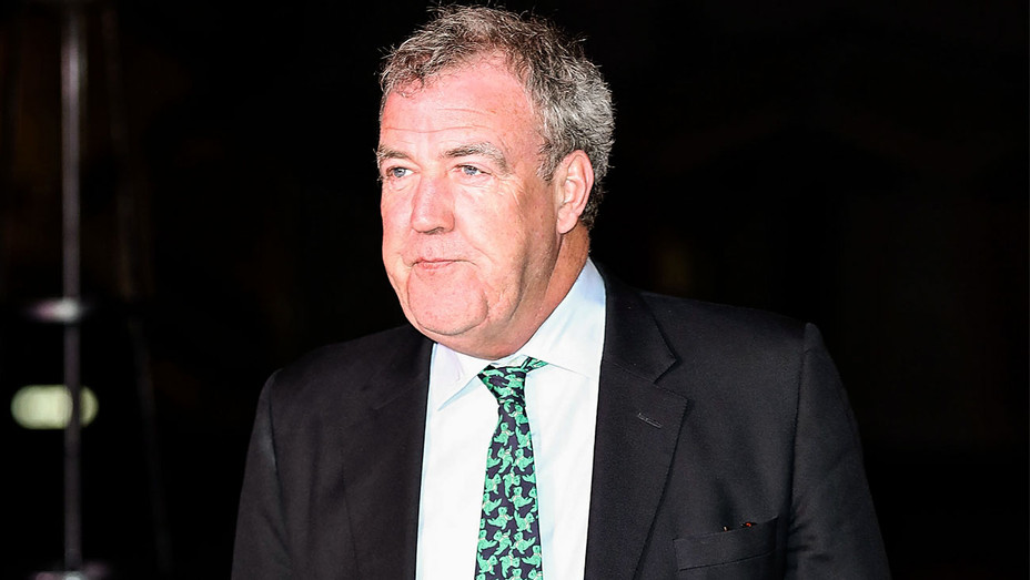 Jeremy Clarkson - The Sun Military Awards - Getty - H 2017