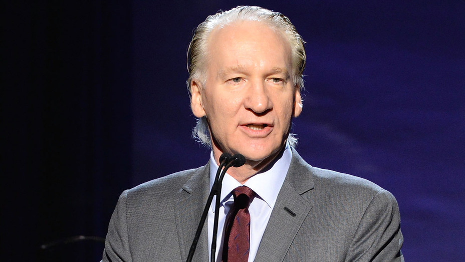 Bill Maher - HAITI RISING Gala -Getty -H 2017