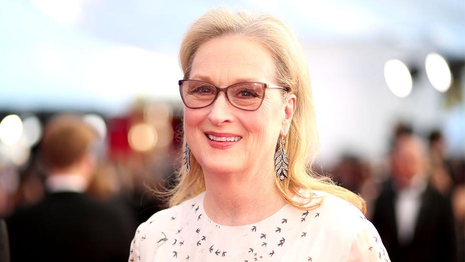 THR 100 List 2017 - Meryl Streep  -Getty -H 2017