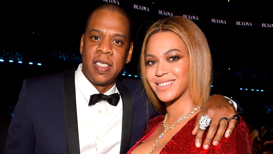 Jay-Z and Beyonce - Grammys - Getty - H 2017